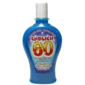 Shampoo Endlich 60 zum 60. Geburtstag