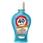 Shampoo Frisch gewaschene 40 Jahre zum 40. Geburtstag