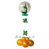 silvesterdeko-champagner