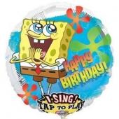 Singender Luftballon SpongeBob