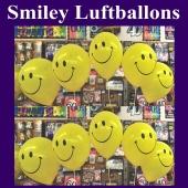 Smiley Luftballons