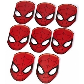 Party Masken Spider-Man