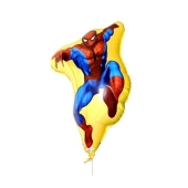 Spider-Man Super Shape Luftballon aus Folie inklusive Helium