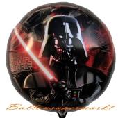 Star Wars Luftballon aus Folie mit Ballongas Helium