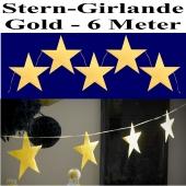 Stern-Girlande Gold