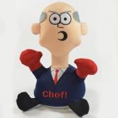 Stress Chef, Figur zum Stressabbau