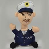 Stress Polizist, Figur zum Stressabbau