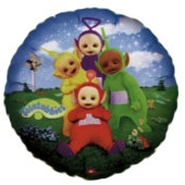 Tele Tubbies Luftballon