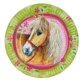 Partyteller Pferde Charming Horses 2