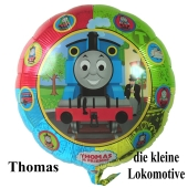 Thomas Lokomotive Luftballon