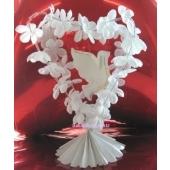 Hochzeit Dekoration Tischdeko All in White