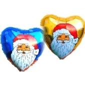 """Weihnachtsdekoration, Weihnachtsballons, Weihnachts-Super-Maxi Set Nikolaus """"500"""""""