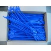 Ballonstäbe Blau 100 Stck