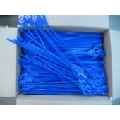 Ballonstäbe Blau 10.000 Stck