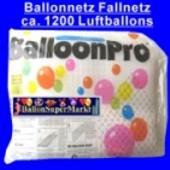 Ballon-Netz, Fall-Netz für 1.200 Luftballons