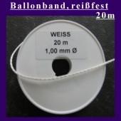 Ballonband für Riesenballons u. Ballongirlanden