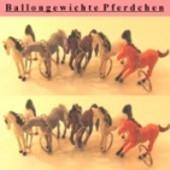 Ballongewicht Pferdchen