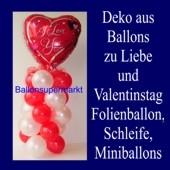 Dekoration zu Liebe und Valentinstag 01