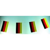 Fahnenkette Deutschland