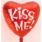 Kiss Me 45cm (heliumgefüllt)