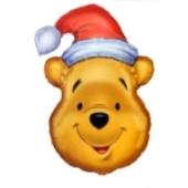 Luftballon Puuh Bär, Winnie the Pooh, Folienballon mit Helium