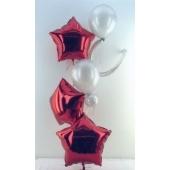 Weihnachtsdekoration 5 (Heliumgefüllt)