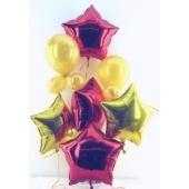 Weihnachtsdekoration 6 (Heliumgefüllt)