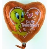 Be My Tweetheart