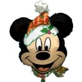 Mickey Christmas (heliumgefüllt)