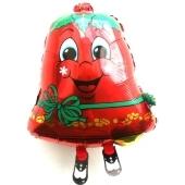 Weihnachtsglöckchen (heliumgefüllt)