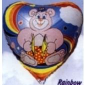 Rainbow Bear (ungefüllt)