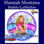 Hannah Montana, Bubble Luftballon (ohne Helium)