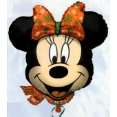 Minnie Mouse Christmas (ungefüllt)