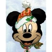 Mickey Mouse Christmas (ungefüllt)