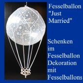 Fesselballon-Just-Married