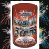 Feuerwerk, Cosmic Stars, Batteriefeuerwerk