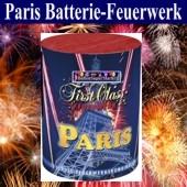 Feuerwerk, First Class Paris, Batteriefeuerwerk