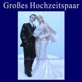 Hochzeitspaar Hochzeitsdeko Braut und Bräutigam