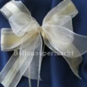 Hochzeitsschleife, Hochzeitsdeko-Zierschleife 10
