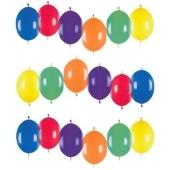 Link a Loon, Kettenballons 100 Stück