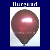 Luftballons Metallic 25 cm Burgund R-O 100 Stück