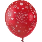 "Luftballons ""I love You"""
