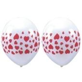 """Luftballons """"Herzen"""" 25 Stück"""