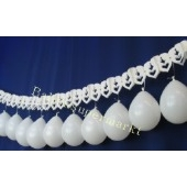 Hochzeitspaargirlande Luftballons 09
