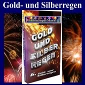 Feuerwerk Gold- und Silberregen