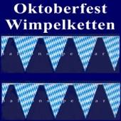 Oktoberfest-Wimpelketten