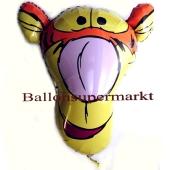 Tigger Luftballon aus Folie inklusive Helium