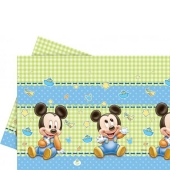 Party-Tischdecke Baby Micky Maus