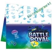 Party-Tischdecke Battle Royal zum Gaming Kindergeburtstag