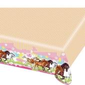 Party-Tischdecke Pferde Charming Horses